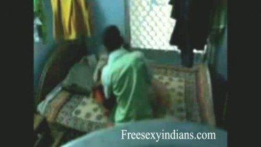 Porn mms clip of sexy figure bangladeshi bhabhi fucked by neighbor