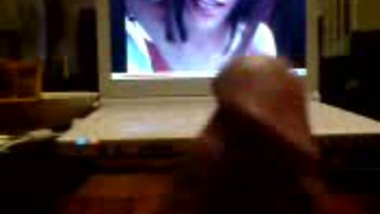 Wanking watching porn movie � Part 2