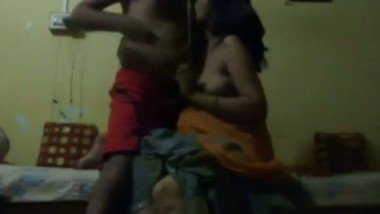 Erotic gujju bhabhi exposed by devar