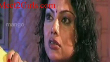 Swathi Varma Wet In The Rain