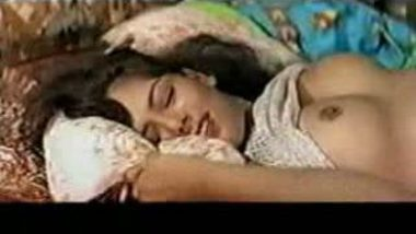 South Indian porn mms clip of chubby figure bhabhi with lover