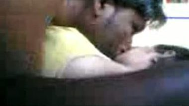 Tamil Wife Sex Dildo Hard With BF