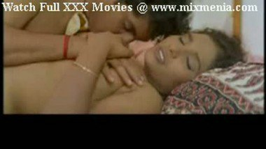 Indian Actress Uma Bedroom Boobs Sucking Film