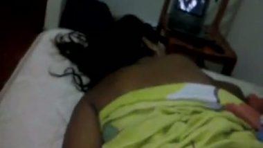 Sleeping naked bhabhi's pussy felt