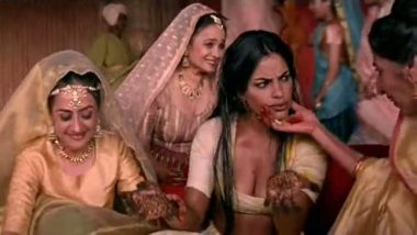 Bollywood sex scene – Kama sutra