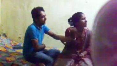 Desi Karnataka lovers home sex scandal mms