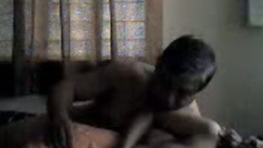 Telangana sexy maid pleases old man in sex