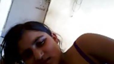 Indian girlfriend boyfriend fucking like pornstar