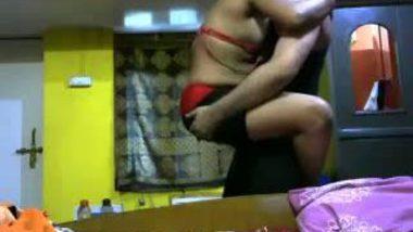 Indian bbw bhabhi masked home sex with neighbor
