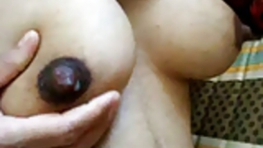 Indian aunty milking for you