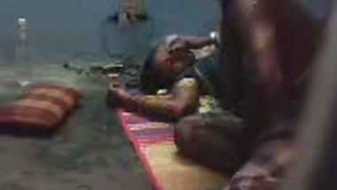 Chennai village aunty's hardcore floor sex