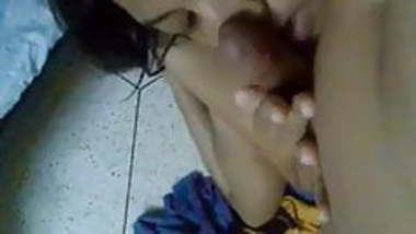 Indian Girl foreplay with cousin