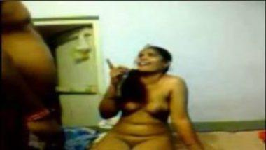 Tamil Village Bhabhi's Erotic Sex Video At Guest House Leaked