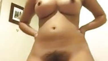 Very horny girl showing