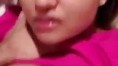 Indian big boob girl feeling pain in anal seex