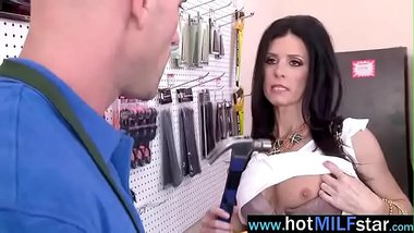 Huge Monster Dick Stud Banged By Hot Sexy Milf (india summer) movie-12