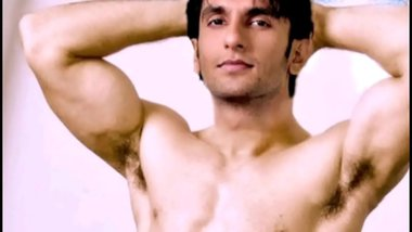 Bollywood actor Ranveer Singh Caught without underwear