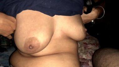Having sex with big boobs Desi Bhabhi