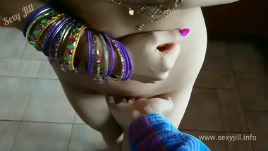Blue saree daughter blackmailed forced to strip, groped, molested and fucked by old grand father desi chudai bollywood hindi sex video POV Indian