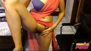 Indian Punjabi College Girl In Sari Exposing Clean Pussy - ( /