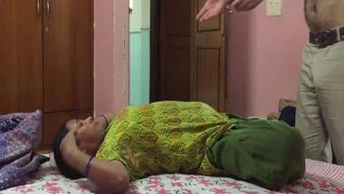 Desi mature Randi sex with her client