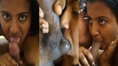 Tamil Couple BJ sex caught on cam video