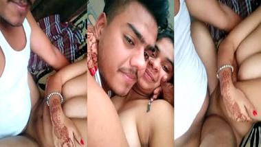 Newly married couple sex video leaked online