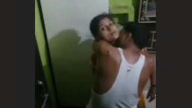 Desi Couple Romance and Fucked 2 Clips Part 1