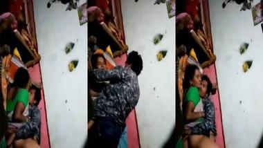 Dehati hidden cam sex video leaked online