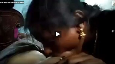 Horny customer with two Tamil call girl for sexual pleasure