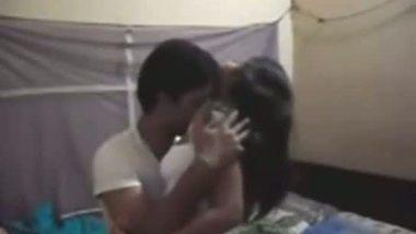 Telugu sex videos of an amateur couple enjoying a sensual sex session