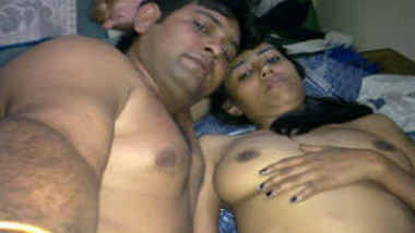 Desi hubby having affair with wife elder sister