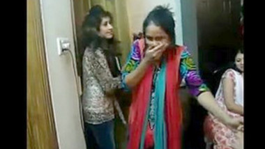 Dhaka Flat Party ,Multiple Girls Enjoy and Drink, Aunt Kissed !