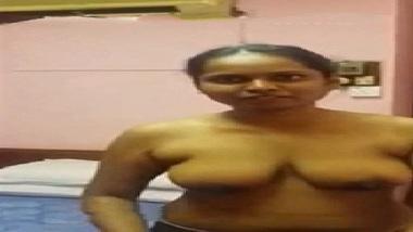 Dusky Tamil TV Actress Sex With Producer