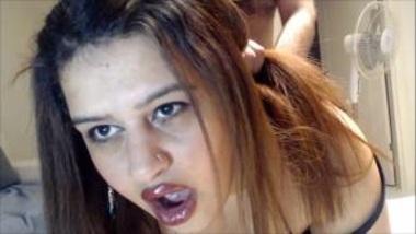 Banging Busty Ass Of Hot Desi Teacher At Home