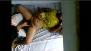 Young Guy Fucking Hot Desi Mom In Bedroom