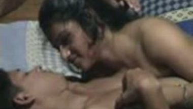 Indian big boobs college girl hardcore sex with lover