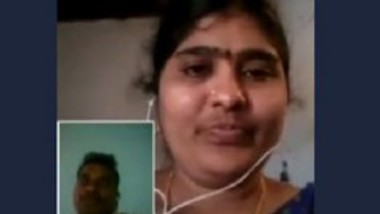 Housewife video call with lover