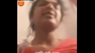 Desi collage girl video call with lover