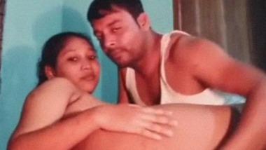 Erotic porn video of sexy figured Bengali couple