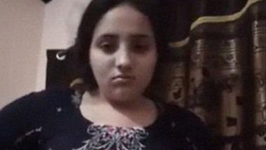 Pakistani bhabhi Rida cheating nude video