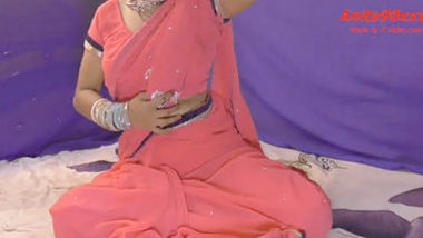 Desi sexy bahbi open her sharee and fucking with bhabi