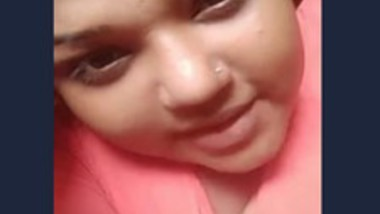 Beautiful desi bhabi video call with lover