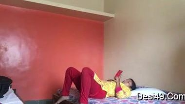 Husband licks his Desi wife's XXX twat getting ready for wild sex