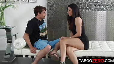 The dirtiest fantasies with stepmom and stepson