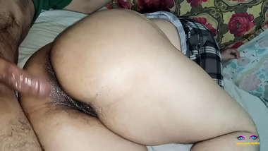 Real Mom fucked by son rough fucked and wild analsex, horny desi wife netu anal fucked caught rough anal hardcore, asian big ass anal drilled big blac