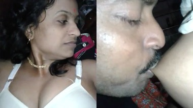 Desi Bhabi sex with hubby on cam for the first time