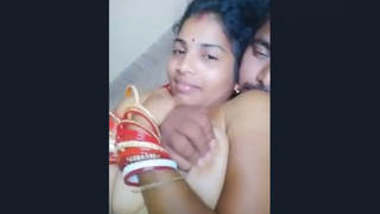 Sexy Desi Wife Blowjob and Fucked Part 1