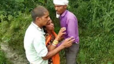 Desi Bihari Randi Out Door Fucked