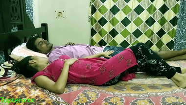 Hot Indian Wife and weak husband !! Penis strong nehi hota!! caught in hidden cam!!